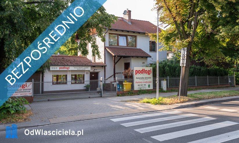 Dom na sprzedaż Wrocław, Śródmieście, Al. Jana Kochanowskiego  197m2 Foto 1