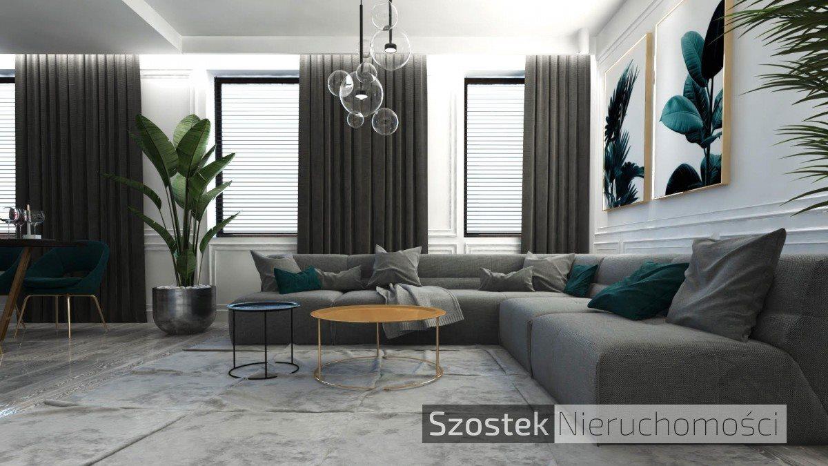 Mieszkanie trzypokojowe na sprzedaż Częstochowa, Śródmieście, Nowowiejskiego  63m2 Foto 1