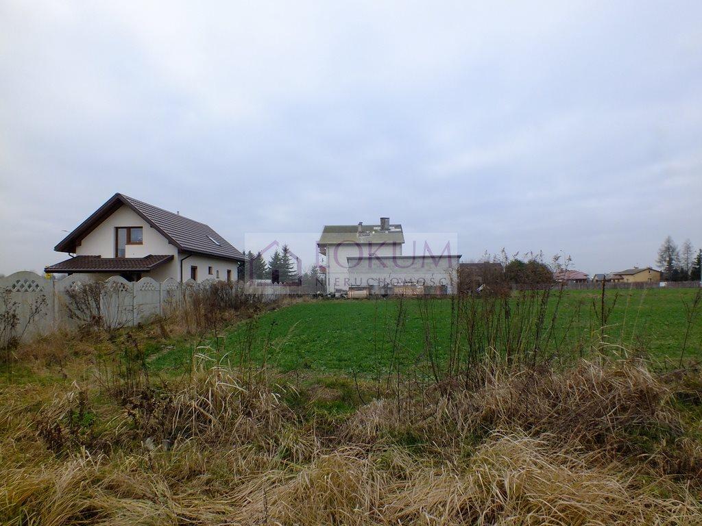 Działka budowlana na sprzedaż Radom, Malczew  1010m2 Foto 2