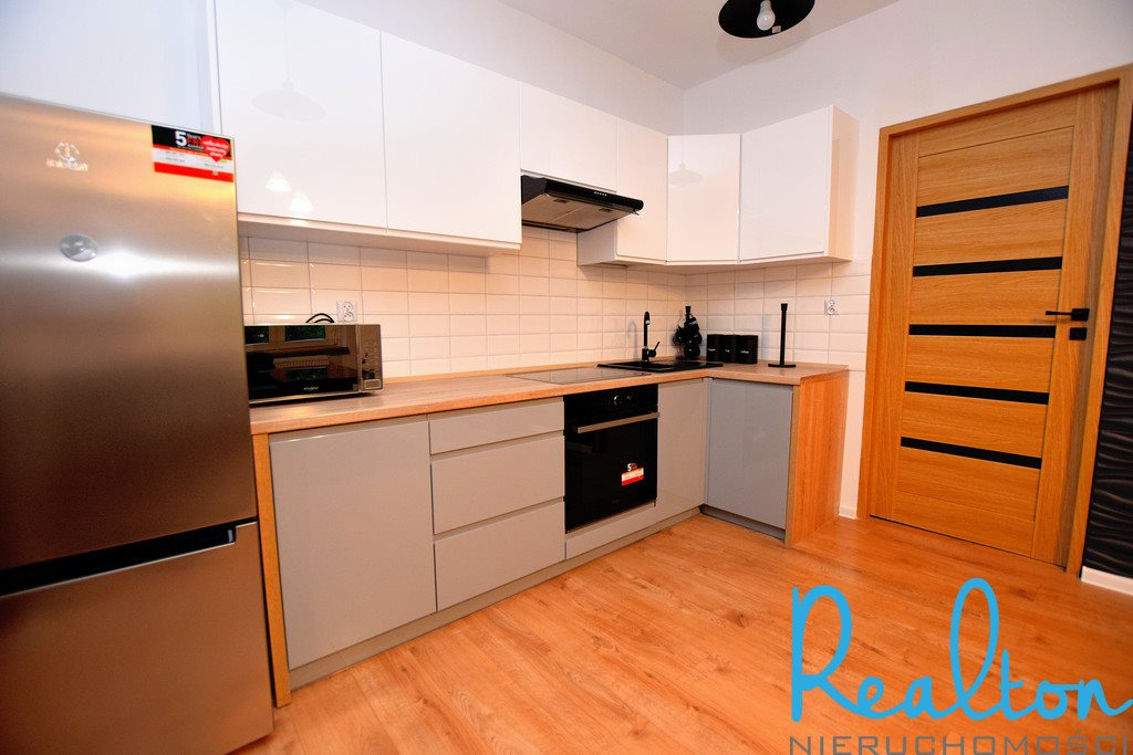 Mieszkanie trzypokojowe na sprzedaż Ruda Śląska, Bykowina, Katowicka  56m2 Foto 1
