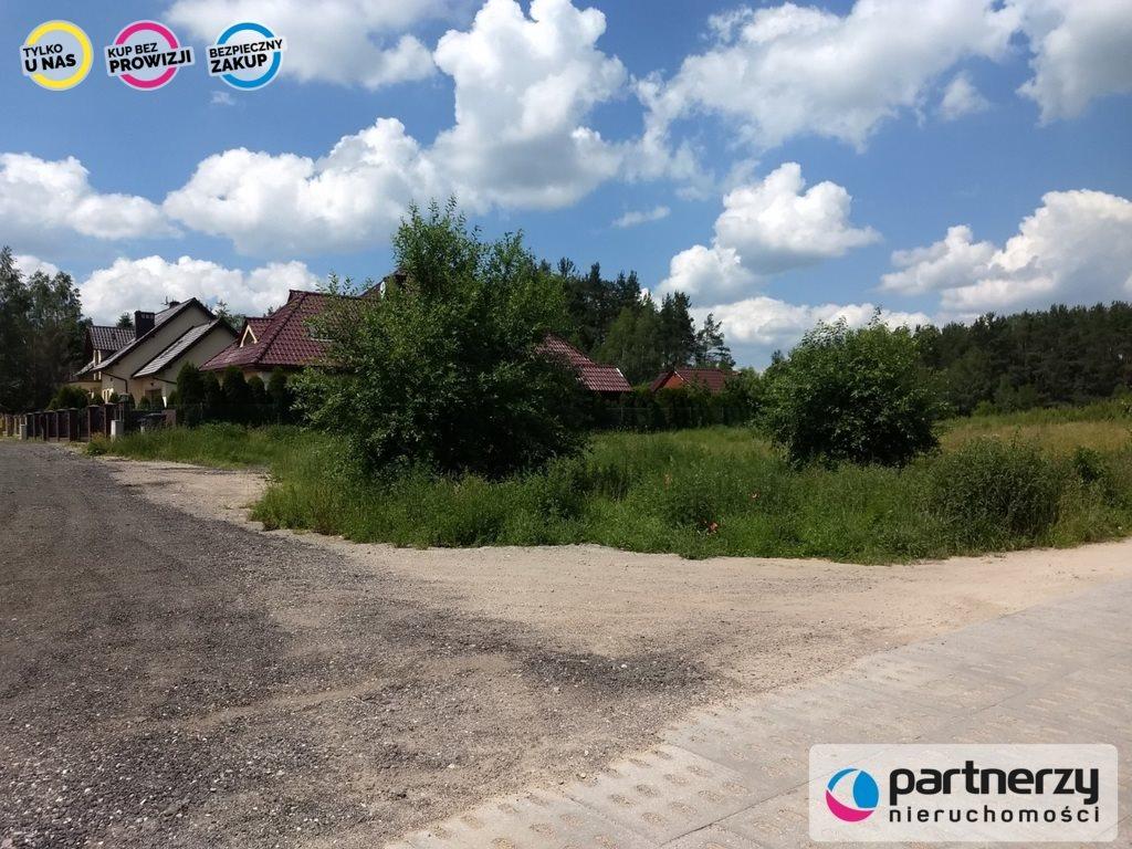 Działka budowlana na sprzedaż Banino, Źródlana  1023m2 Foto 1
