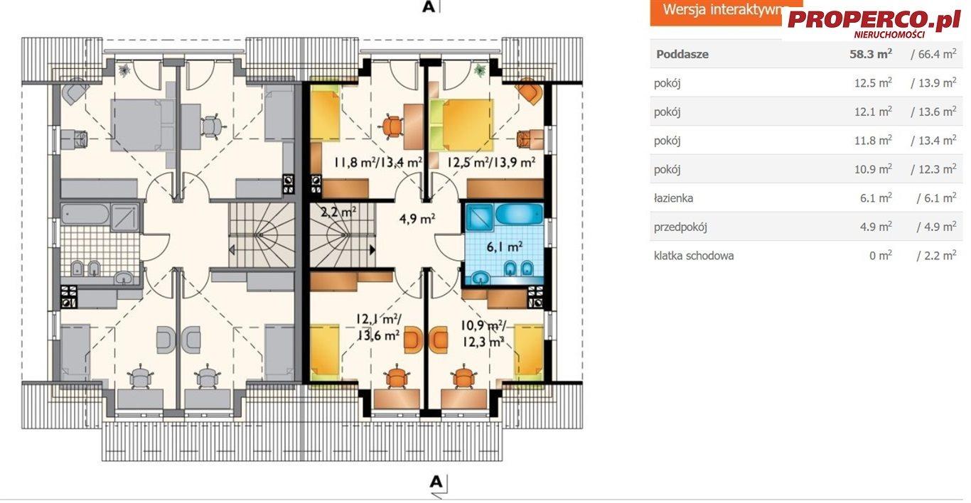Dom na sprzedaż Chęciny  138m2 Foto 7