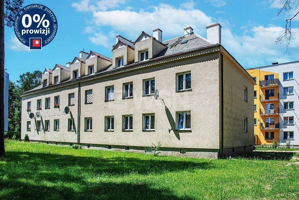 Mieszkanie dwupokojowe na sprzedaż Szczytnica, Centrum  49m2 Foto 2