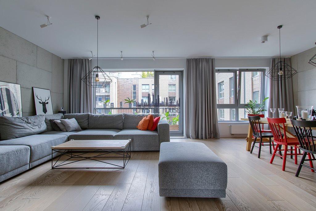 Luksusowe mieszkanie czteropokojowe  na sprzedaż Warszawa, Mokotów, Jana Pawła Woronicza  155m2 Foto 1
