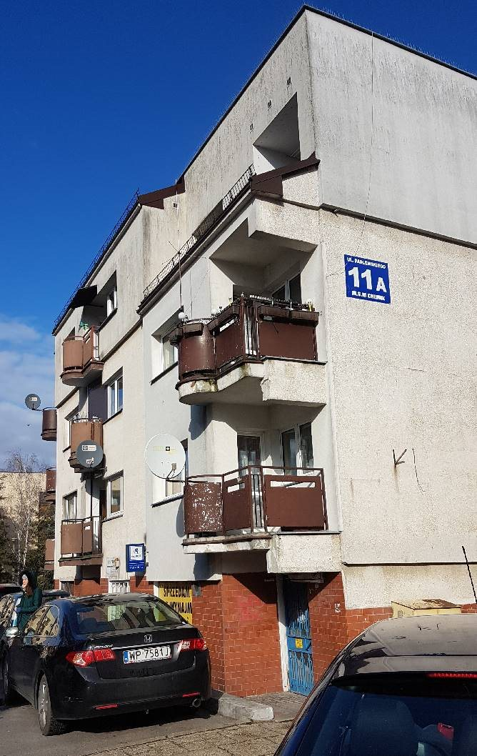 Lokal użytkowy na sprzedaż Płock, Padlewskiego 11A  33m2 Foto 3