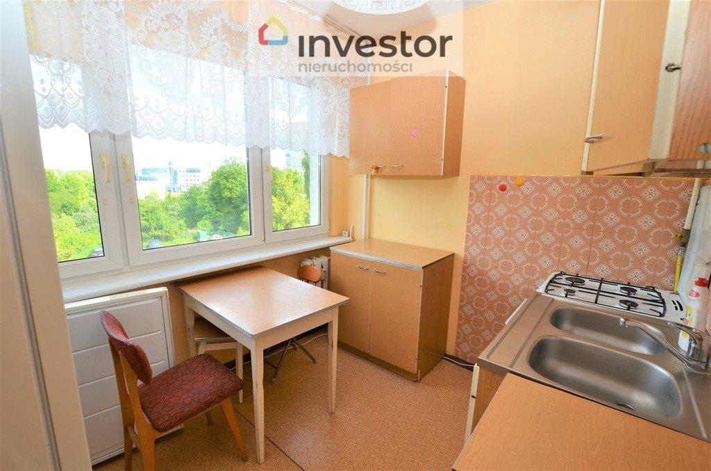 Mieszkanie trzypokojowe na wynajem Olsztyn, Dworcowa  50m2 Foto 4