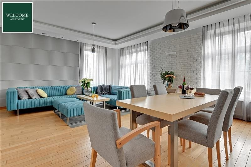 Mieszkanie trzypokojowe na wynajem Gdańsk, Stare Miasto, TOBIASZA  81m2 Foto 2