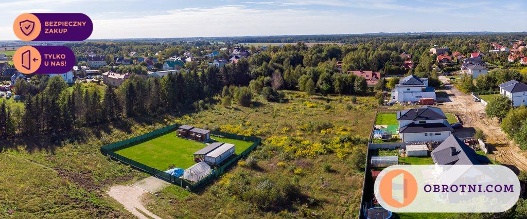 Działka budowlana na sprzedaż Gdańsk, Osowa, Oriona  1171m2 Foto 7