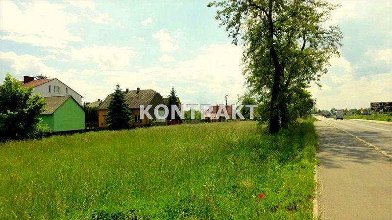 Działka inna na sprzedaż Oświęcim, Broszkowice, Świerkowa  2490m2 Foto 2