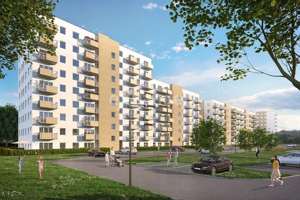 Mieszkanie dwupokojowe na sprzedaż Poznań, Rataje, Wagrowska  35m2 Foto 2