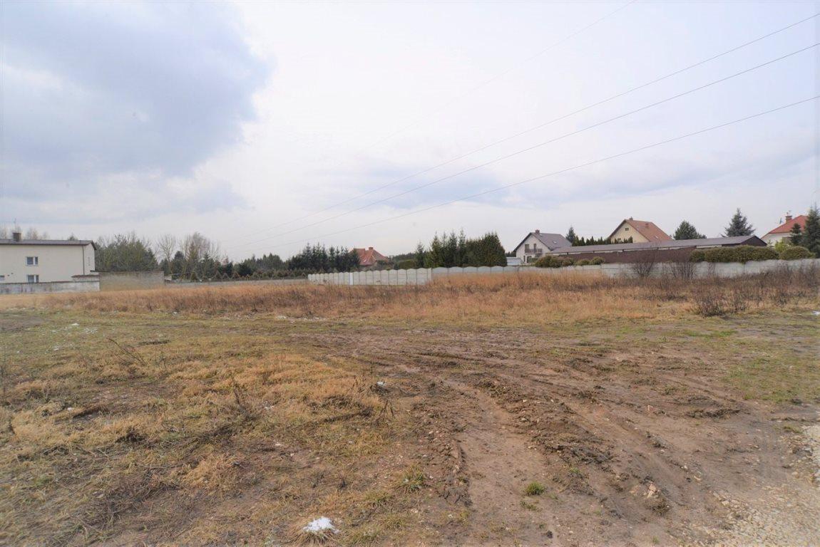 Działka budowlana na sprzedaż Bilcza  1350m2 Foto 7