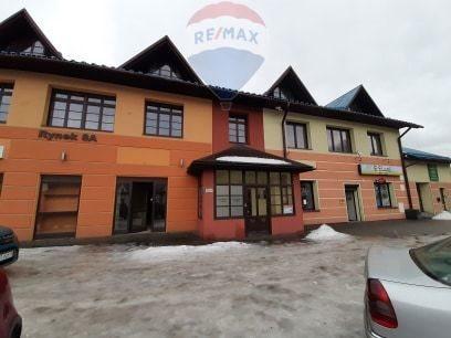 Lokal użytkowy na wynajem Rabka-Zdrój  76m2 Foto 6