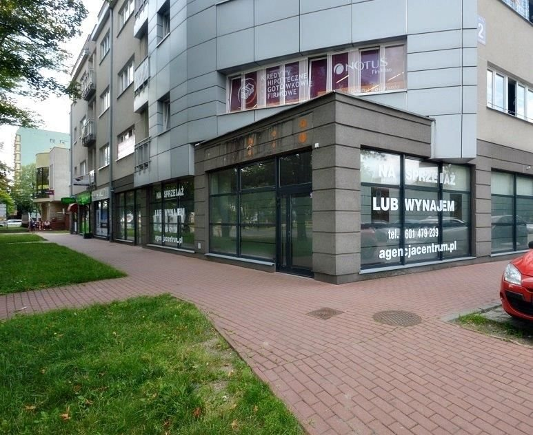 Lokal użytkowy na sprzedaż Płock, Centrum, 1 Maja 12  300m2 Foto 1