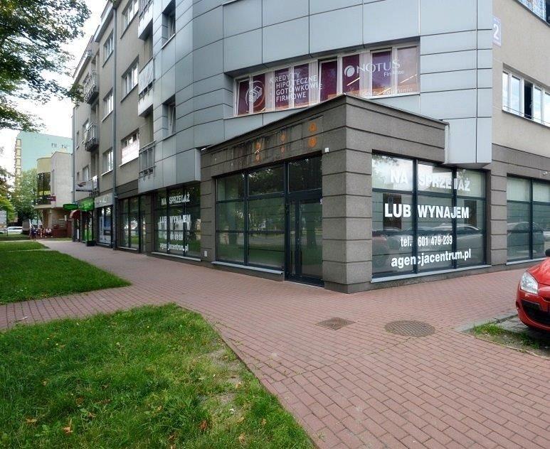 Lokal użytkowy na wynajem Płock, Centrum, 1 Maja 12  300m2 Foto 1