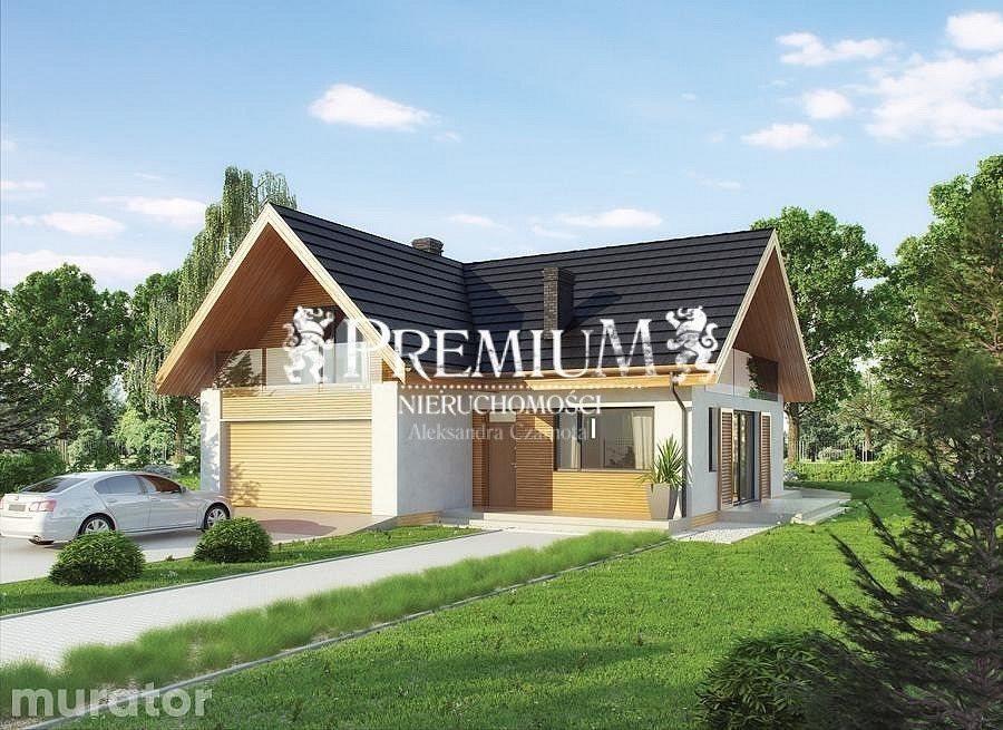 Działka budowlana na sprzedaż Radomierzyce, Radomierzyce  1800m2 Foto 3