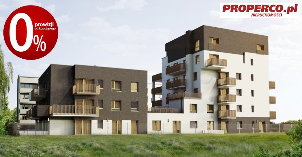 Mieszkanie dwupokojowe na sprzedaż Nowiny  34m2 Foto 3