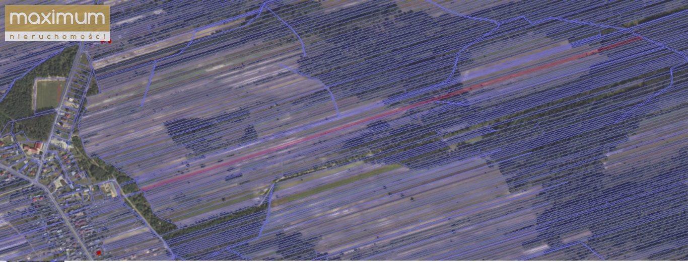 Działka leśna na sprzedaż Tereszpol-Kukiełki  56800m2 Foto 4