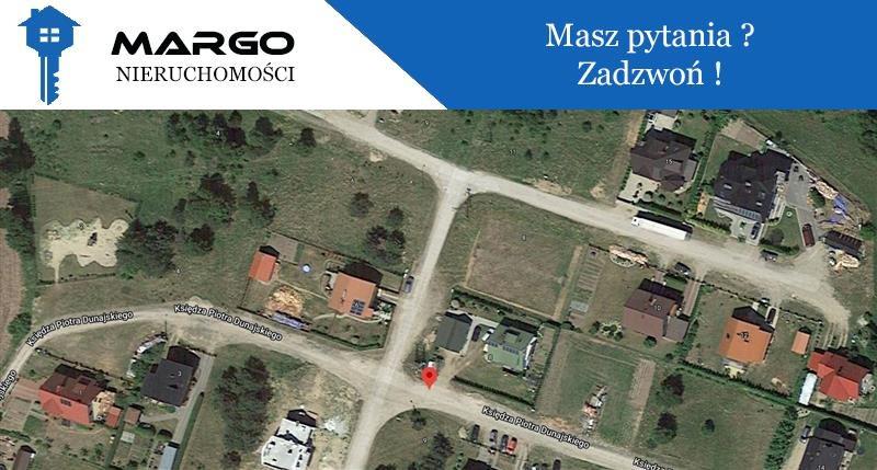 Działka budowlana na sprzedaż Lipusz, Ulica osiedlowa, Trzebiatowskiego  1412m2 Foto 1
