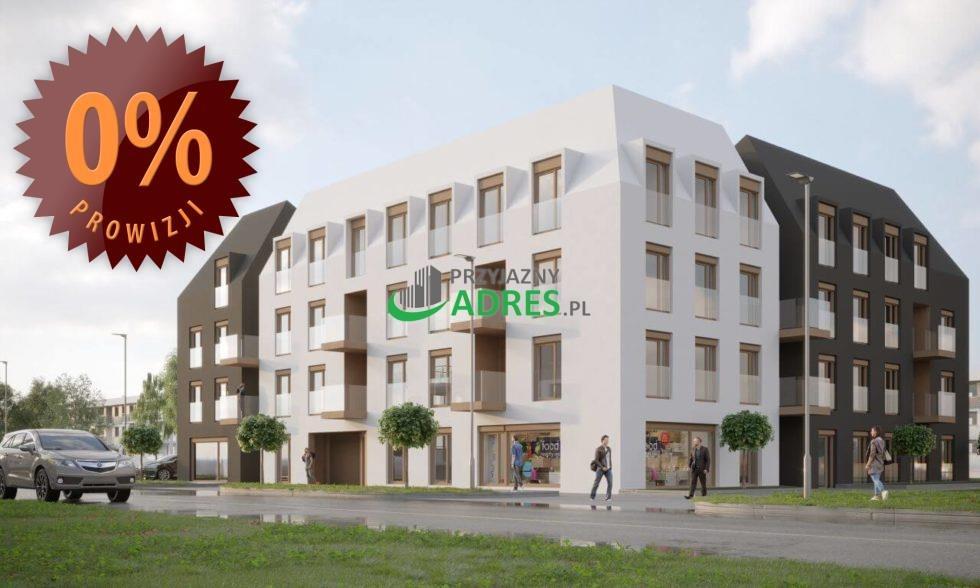 Mieszkanie trzypokojowe na sprzedaż Wrocław, Wrocław-Fabryczna, Żerniki  84m2 Foto 2