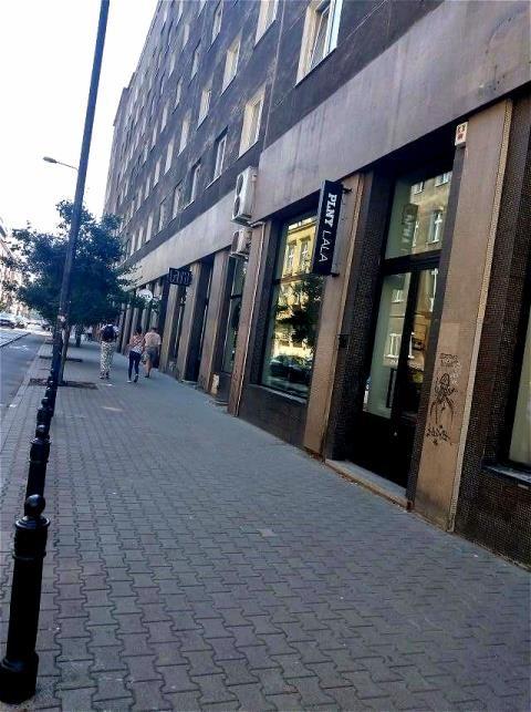 Lokal użytkowy na wynajem Warszawa, Śródmieście, Śródmieście, Mokotowska  56m2 Foto 2