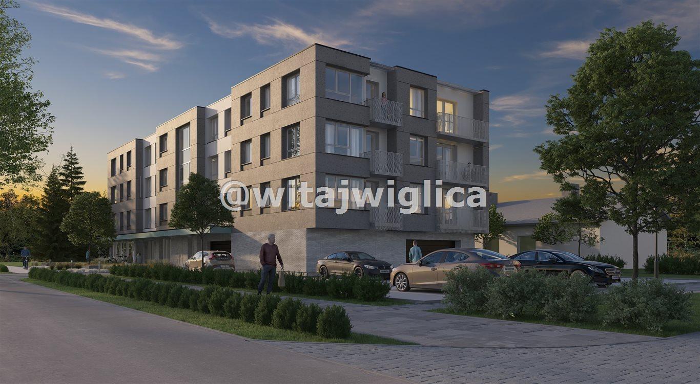 Mieszkanie trzypokojowe na sprzedaż Wrocław, Psie Pole, Sołtysowice, Poprzeczna  57m2 Foto 2