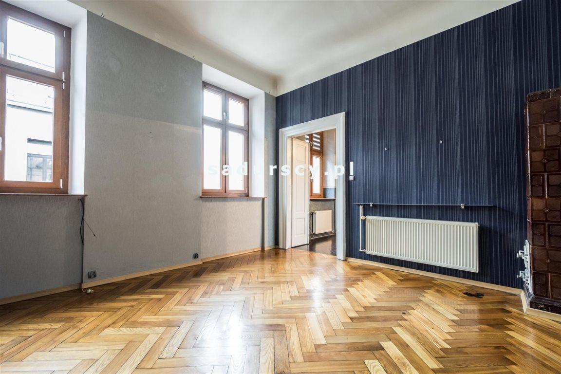 Mieszkanie trzypokojowe na sprzedaż Kraków, Stare Miasto, Kleparz, Krowoderska  78m2 Foto 1