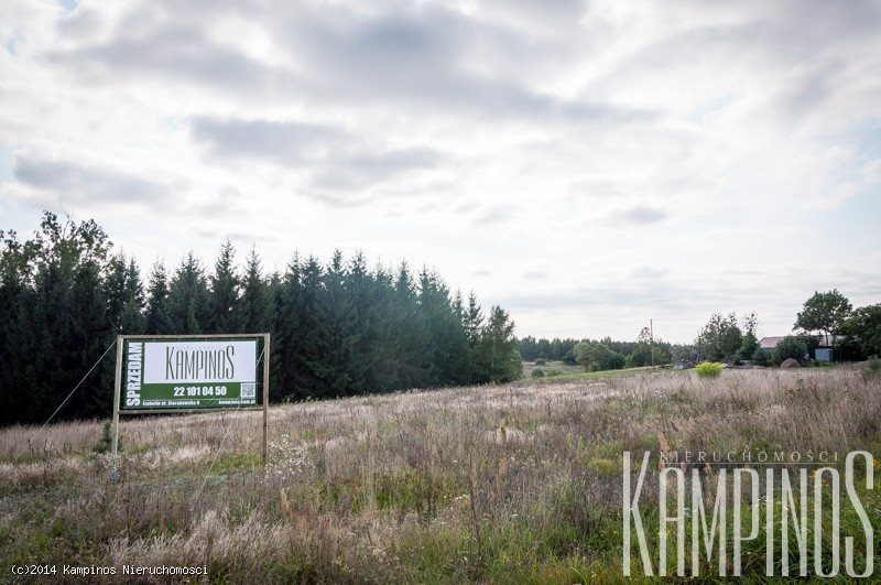 Działka budowlana na sprzedaż Korfowe, Leszno, oferta 2032  3723m2 Foto 3