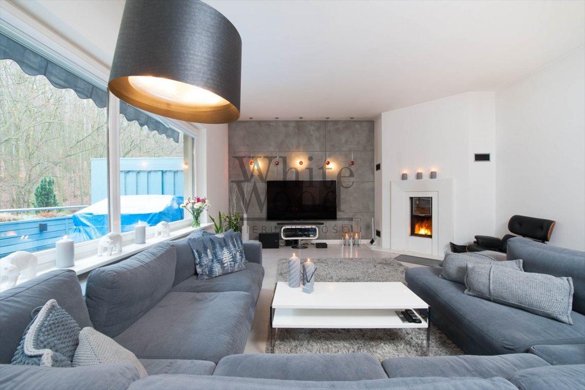 Mieszkanie czteropokojowe  na sprzedaż Gdynia, Mały Kack, Wzgórze Bernadowo  220m2 Foto 1