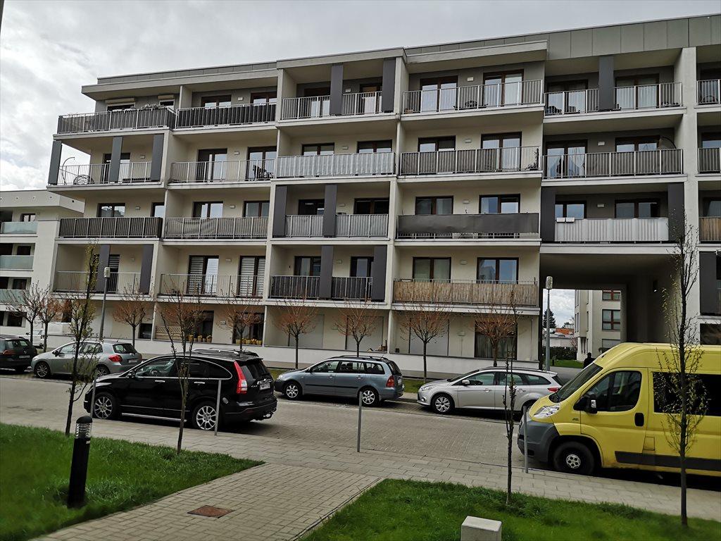 Mieszkanie dwupokojowe na sprzedaż Poznań, Grunwald, Marcelin, Jeleniogórska 1  48m2 Foto 11