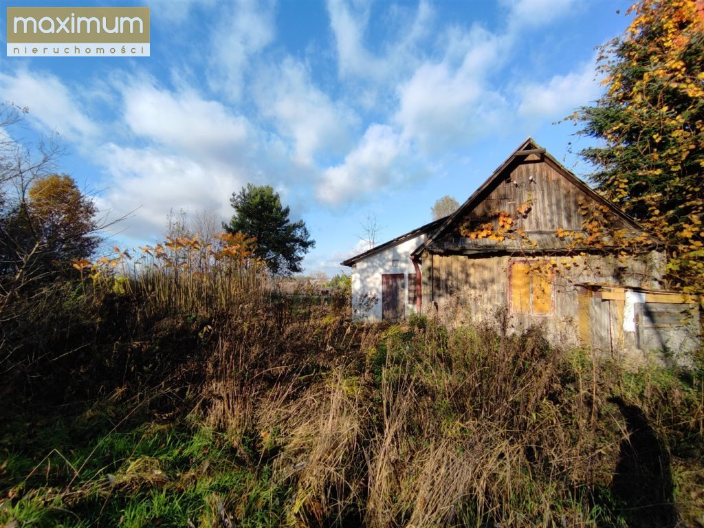 Działka budowlana na sprzedaż Tarnogród  913m2 Foto 5