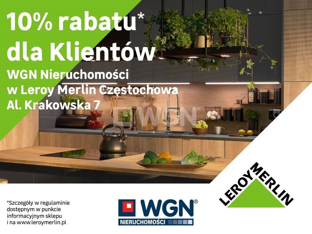 Działka budowlana na sprzedaż Częstochowa, Północ, Azaliowa  1020m2 Foto 2