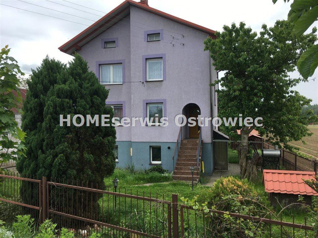 Dom na sprzedaż Ostrowiec Świętokrzyski, Częstocice  160m2 Foto 4