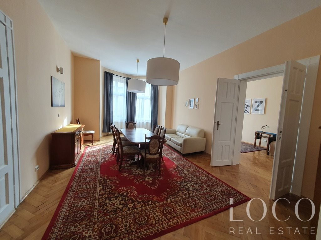 Mieszkanie czteropokojowe  na wynajem Kraków, Śródmieście, Zwierzyniecka  117m2 Foto 11