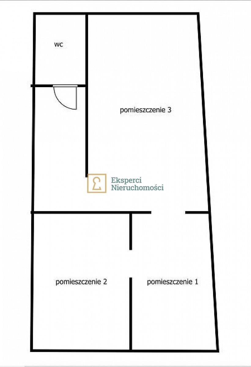 Lokal użytkowy na wynajem Rzeszów, Śródmieście  55m2 Foto 9