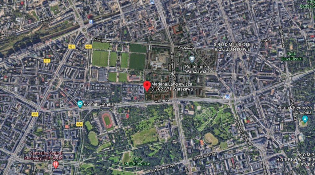 Dom na wynajem Warszawa, Ochota, Filtry, Mariana Langiewicza  145m2 Foto 9