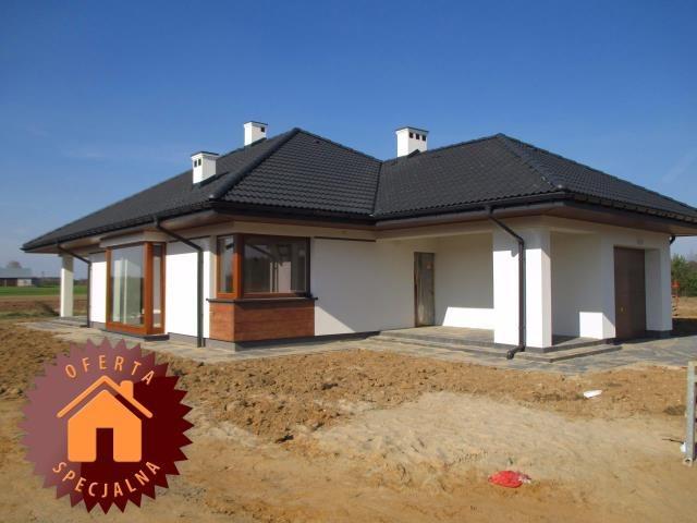 Dom na sprzedaż Skrzeszew, Szkolna  130m2 Foto 1