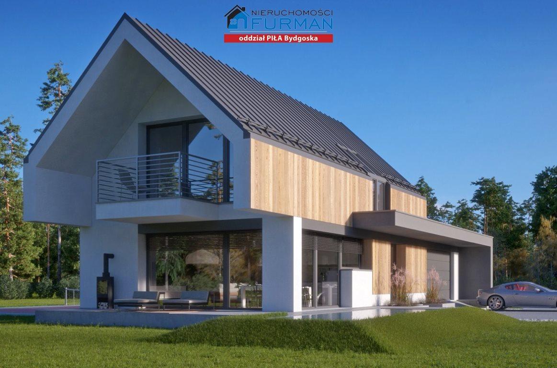 Dom na sprzedaż Piła, Podlasie, Ogrodowa  164m2 Foto 1