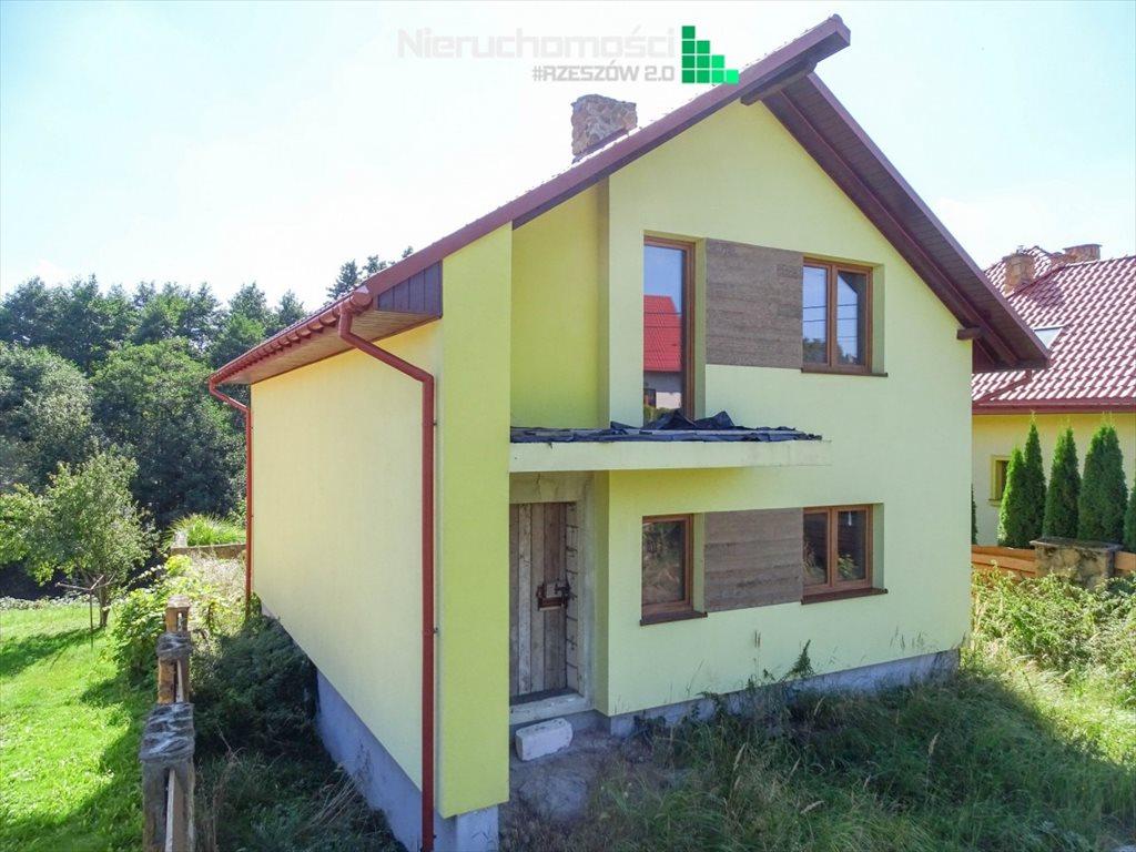 Dom na sprzedaż Rzeszów, Przybyszówka, Potokowa  118m2 Foto 1