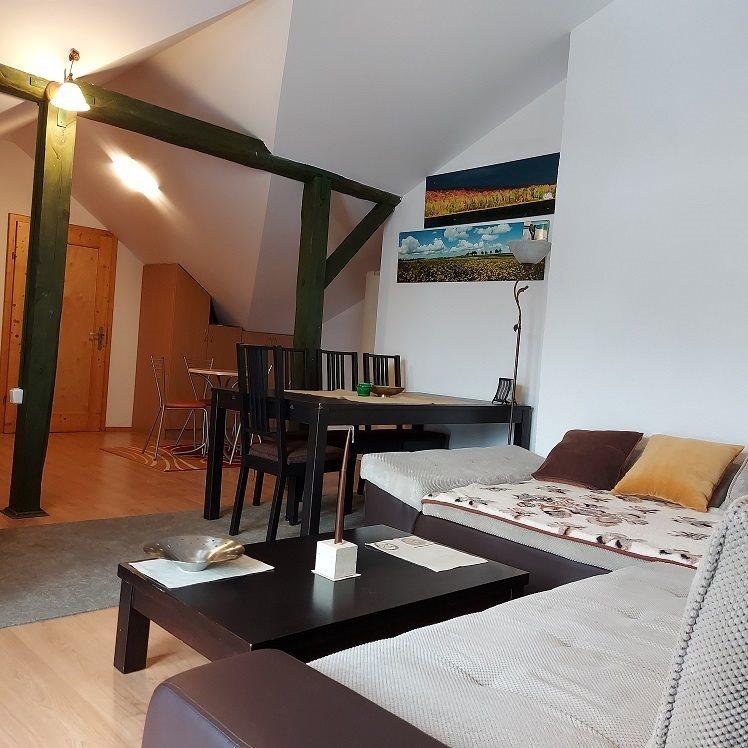 Mieszkanie dwupokojowe na wynajem Bielsko-Biała, Kamienica  60m2 Foto 8