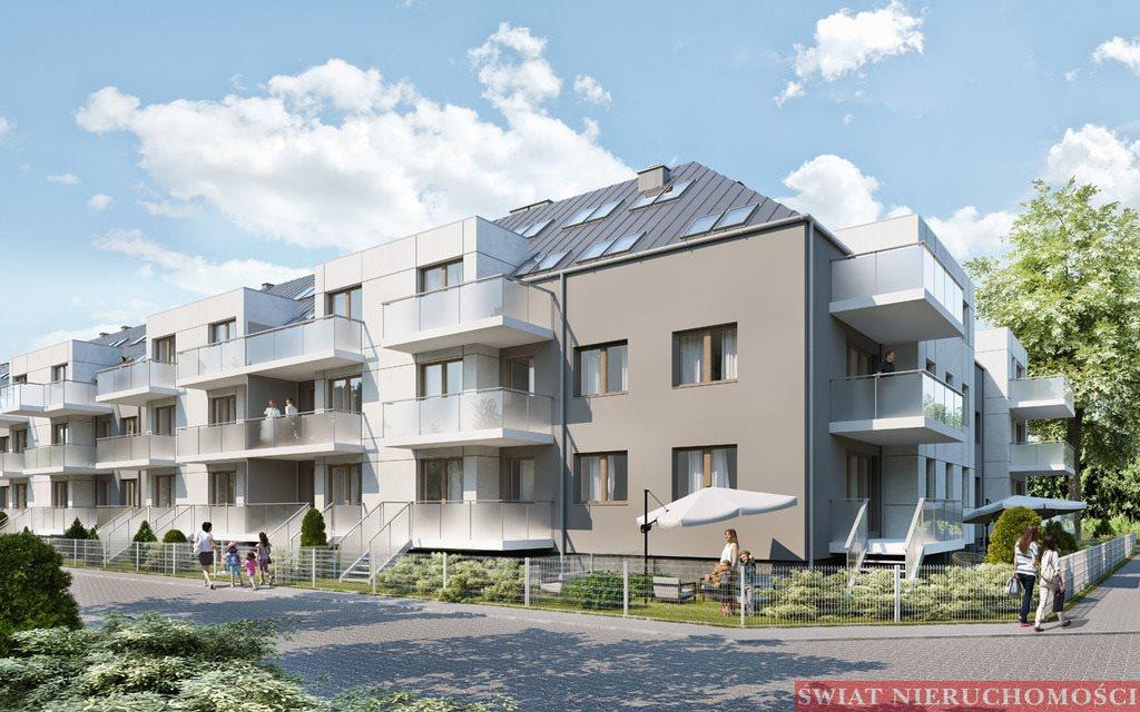 Mieszkanie czteropokojowe  na sprzedaż Wrocław, Maślice, Maślice  73m2 Foto 4