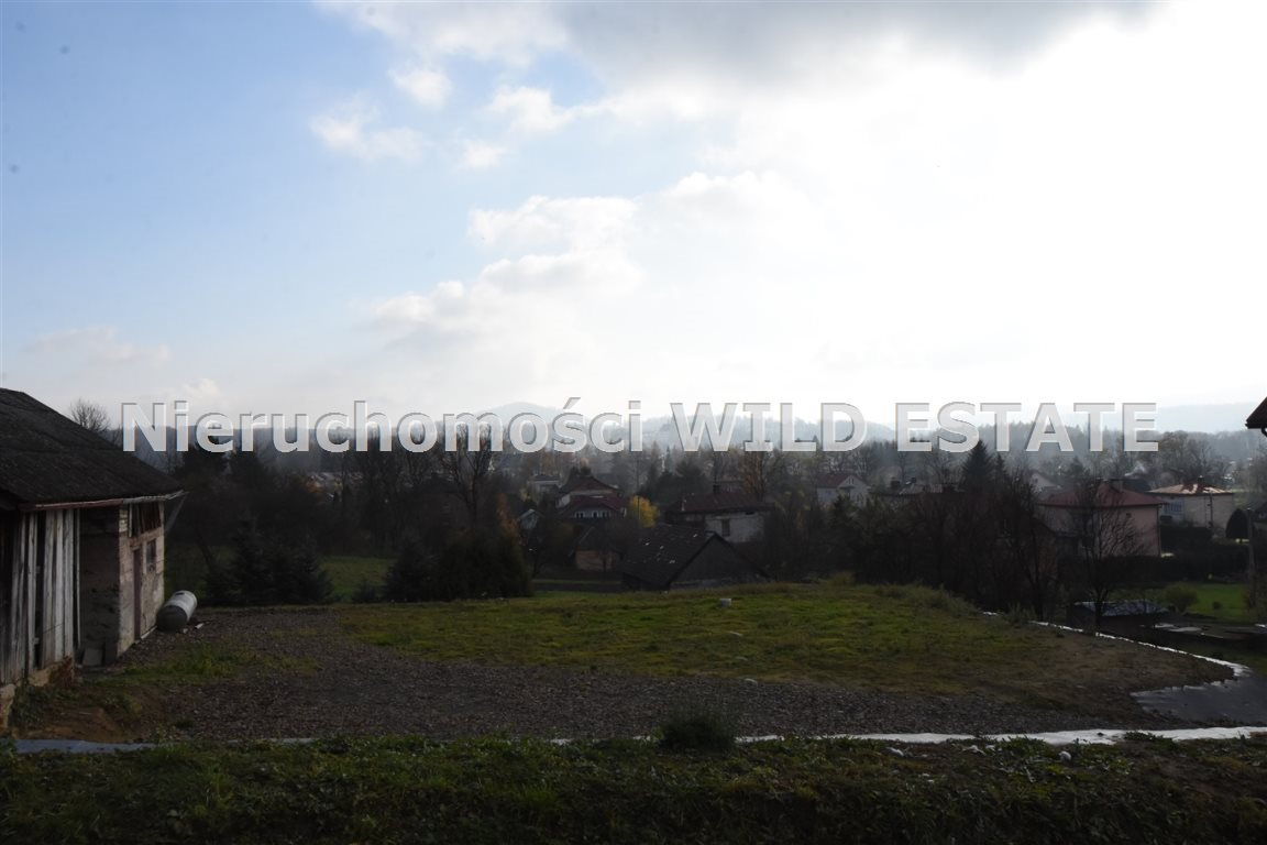 Działka rolna na sprzedaż Lesko, Lesko  1100m2 Foto 3