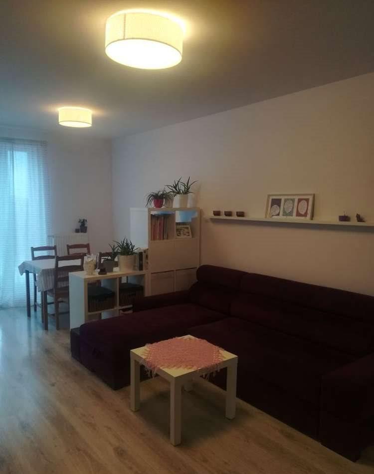 Mieszkanie dwupokojowe na sprzedaż Wrocław, Psie Pole, Zakrzów  53m2 Foto 1