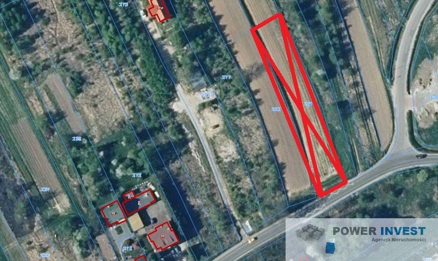 Działka budowlana na sprzedaż Kraków, Prądnik Biały, Prądnik Biały, Na Zielonki  1608m2 Foto 3