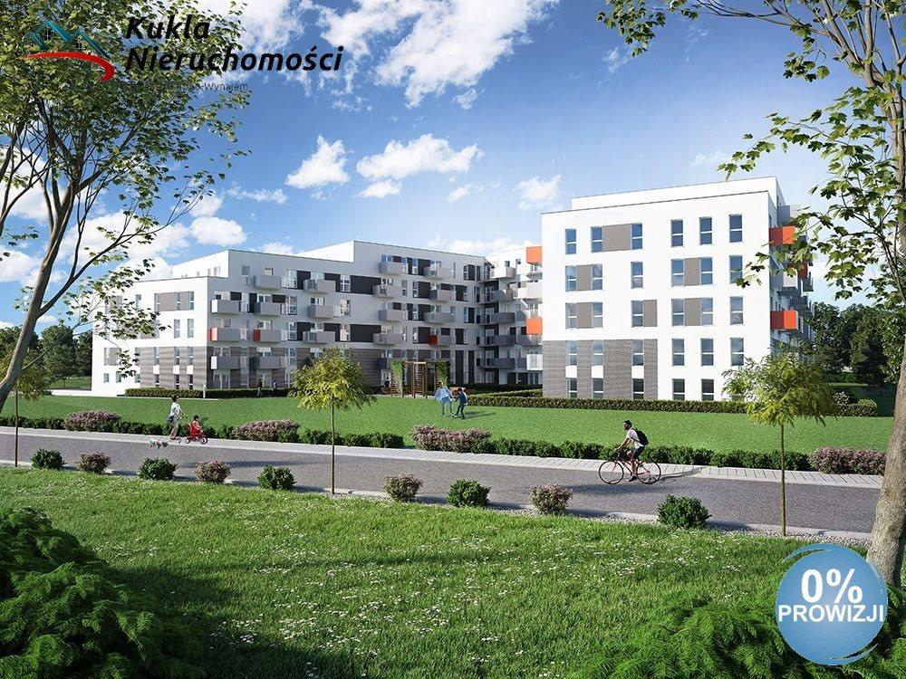 Mieszkanie trzypokojowe na sprzedaż Kraków, Prądnik Biały, Henryka Pachońskiego  52m2 Foto 4