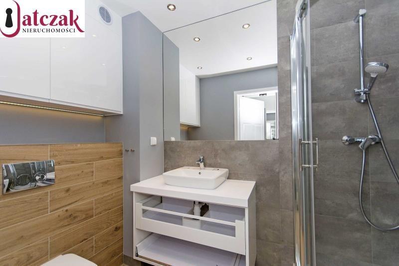 Mieszkanie dwupokojowe na wynajem Gdańsk, Przymorze, KWARTAŁ UNIWERSYTECKI, SZCZECIŃSKA  40m2 Foto 9