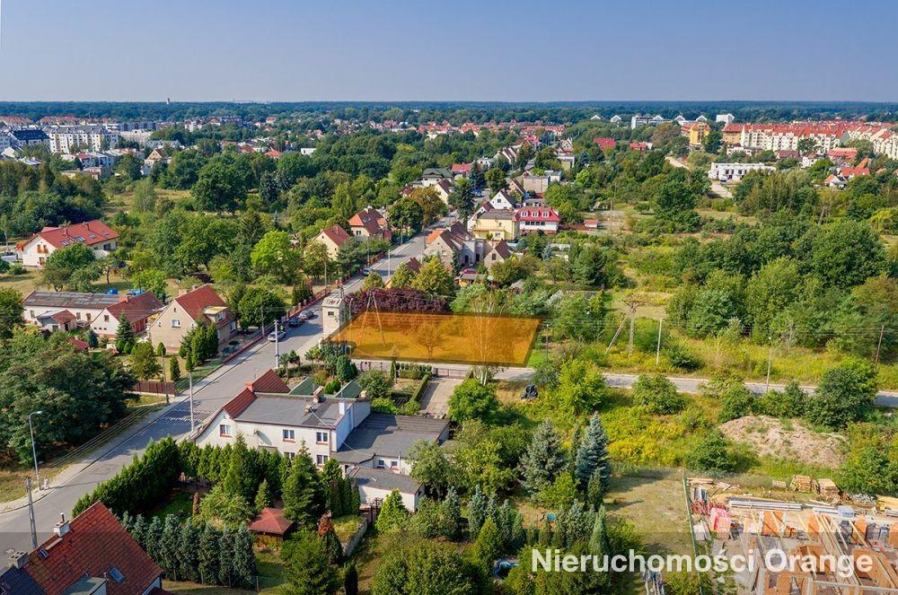 Działka inna na sprzedaż Wrocław  961m2 Foto 3