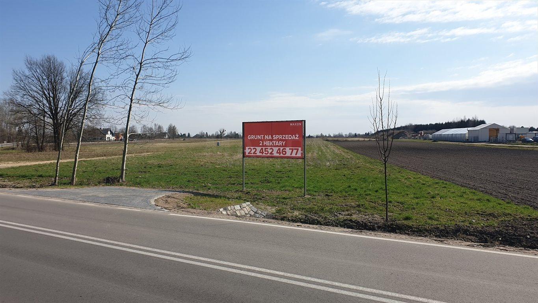 Działka inwestycyjna na sprzedaż Słomczyn  19000m2 Foto 8