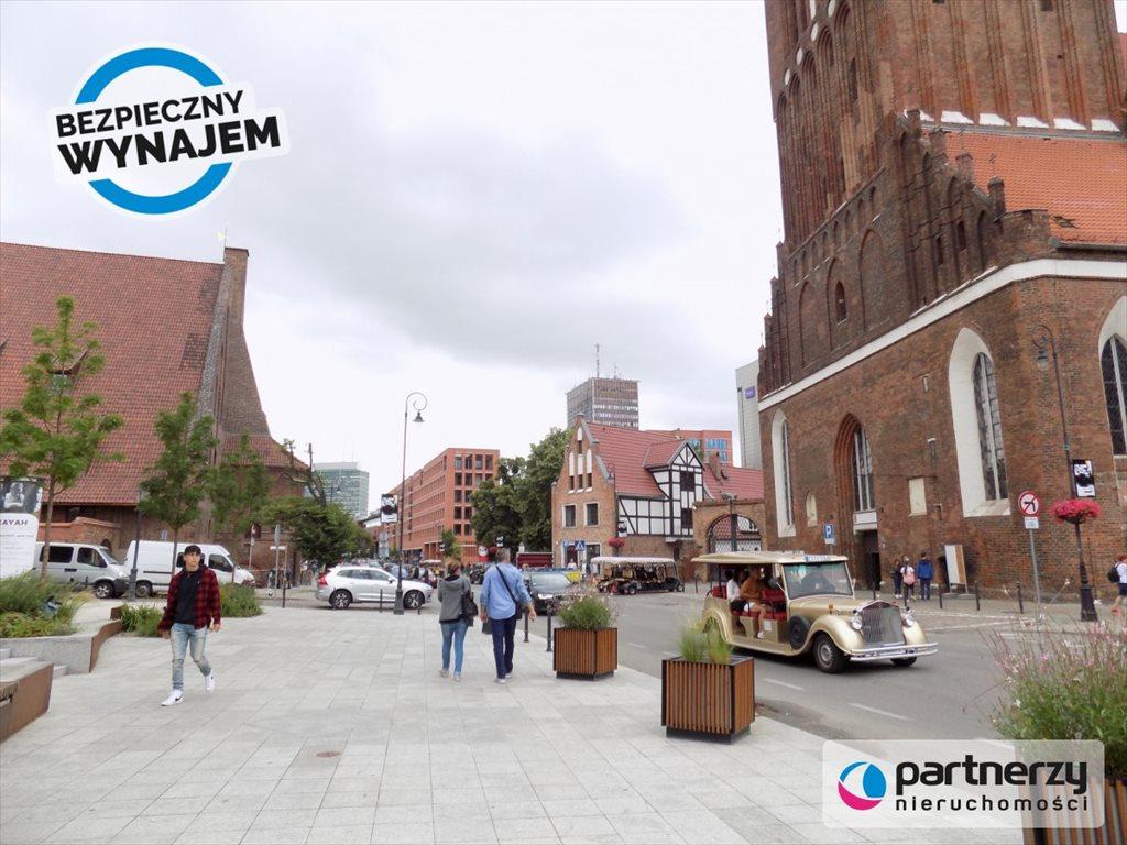 Lokal użytkowy na wynajem Gdańsk, Stare Miasto, Podwale Staromiejskie  38m2 Foto 7