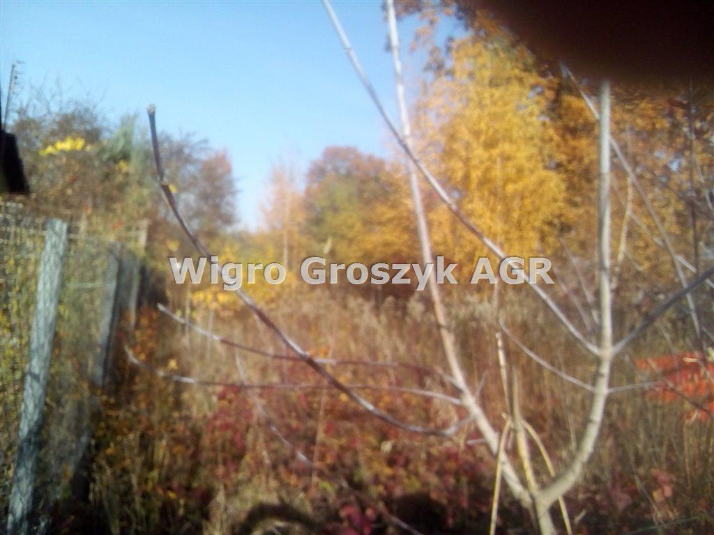Działka budowlana na sprzedaż Cząstków Mazowiecki  759m2 Foto 7