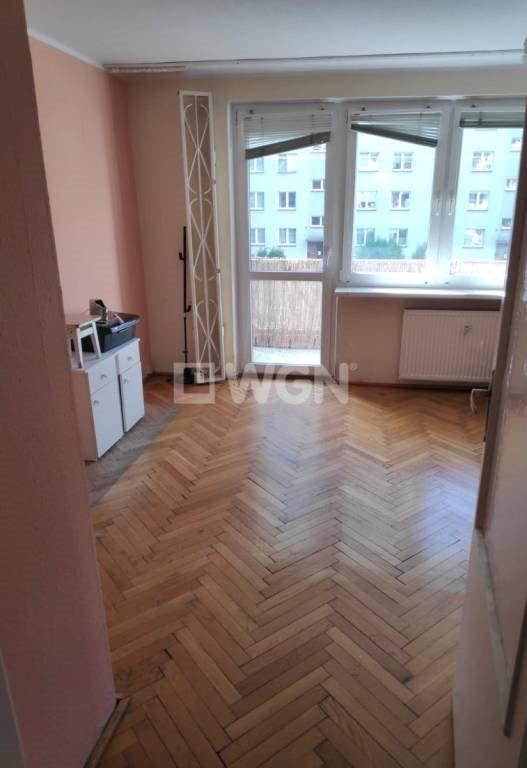 Mieszkanie dwupokojowe na wynajem Szczecin, centrum, Odzieżowa  50m2 Foto 1